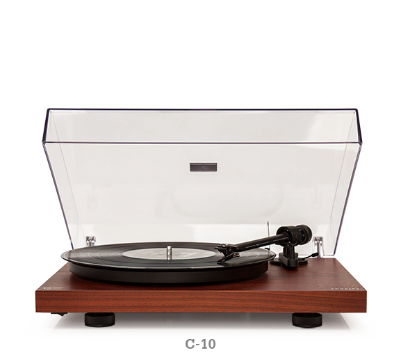 C10 Two Speed Manual Turntable Deck