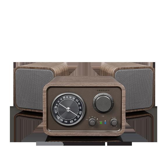 Trio Stereo System