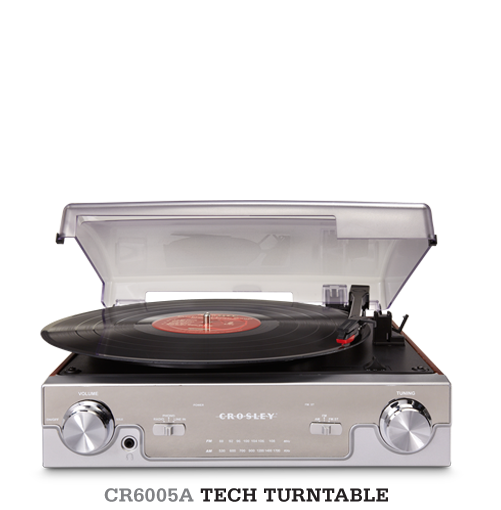 Tech Turntable