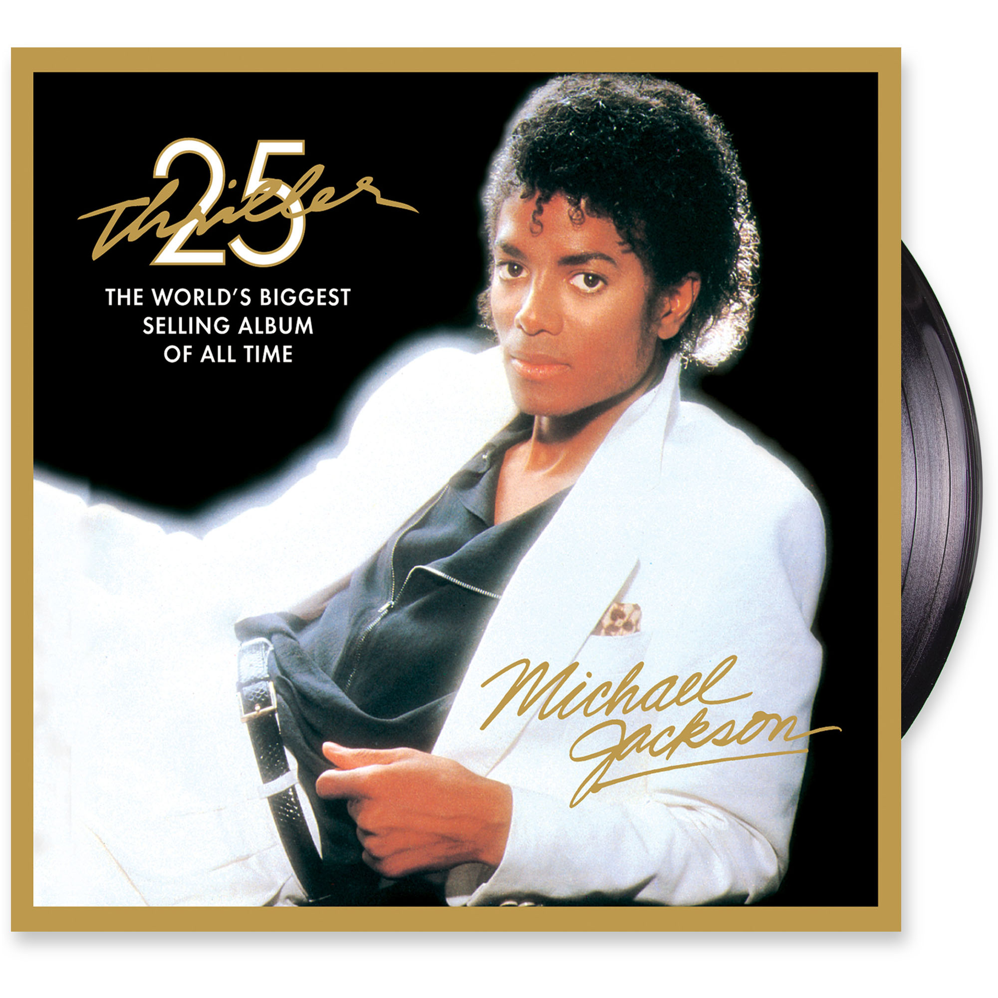 The Gallery For Gt Michael Jackson Thriller 25 Album Cover