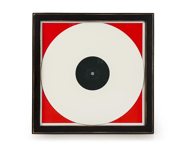 Wood Vinyl Record Frame
