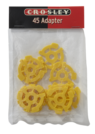 45 Adapters 12-Pack