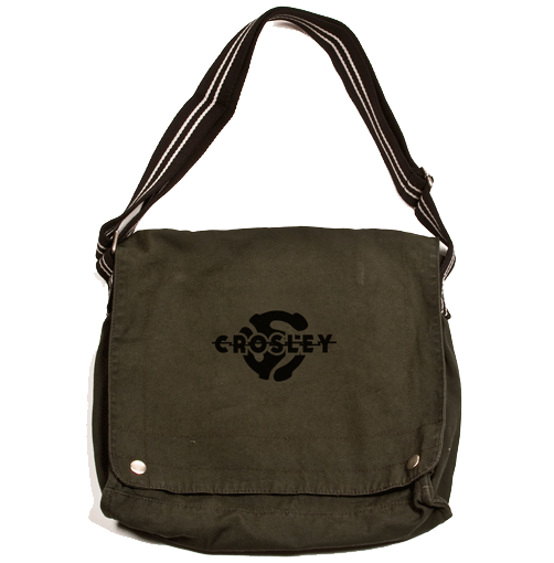 Canvas Field Bag (Olive)
