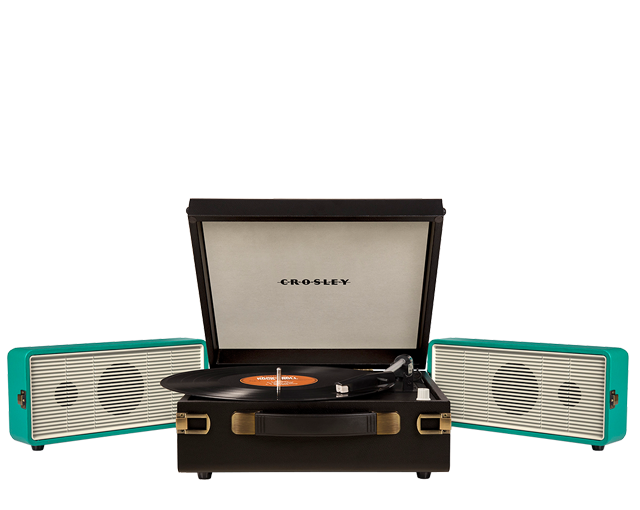 Snap Turntable