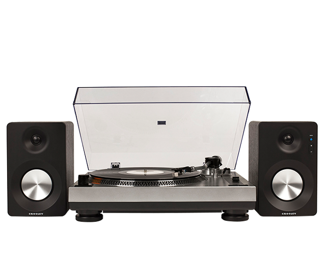 K100 STEREO TURNTABLE SYSTEM